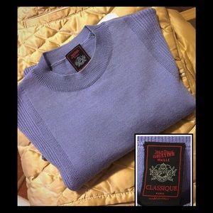 Jean Paul Gaultier sweater - authentic, EUC